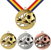 70 mm Fußball Medaille